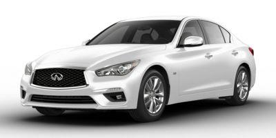 2018 INFINITI Q50 Base Price 2.0t LUXE RWD Pricing