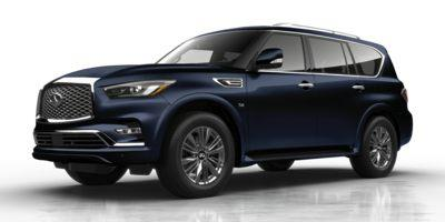 2018 INFINITI QX80 Base Price AWD Pricing