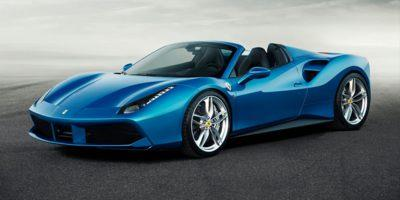 2018 Ferrari 488 Spider Base Price Convertible Pricing