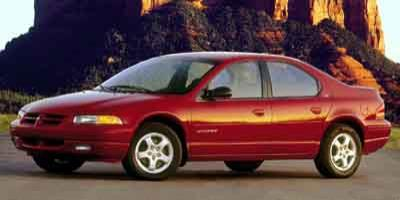 2000 Dodge Stratus Prices and Values Sedan 4D ES