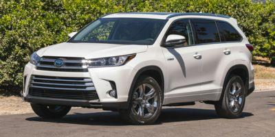 2019 Toyota Highlander Base Price
