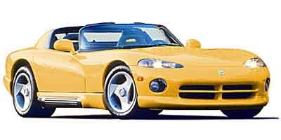 2000 Dodge Viper Prices and Values 2 Door Roadster