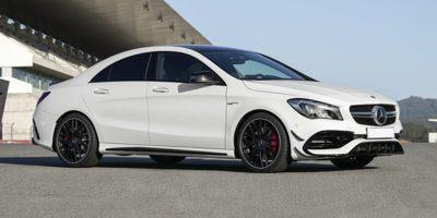 2019 Mercedes Benz Cla Amg Cla 45 4matic Coupe Ratings J D Power