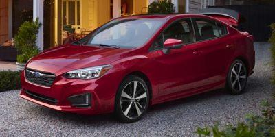 2019 Subaru Impreza 2.0i 4-door Manual