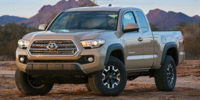 2019 Toyota Tacoma 4WD Base Price SR Access Cab 6' Bed I4 AT Pricing