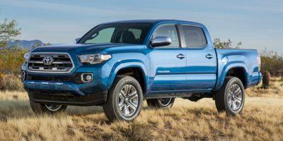 2019 Toyota Tacoma 2WD Base Price Limited Double Cab 5' Bed V6 AT Pricing