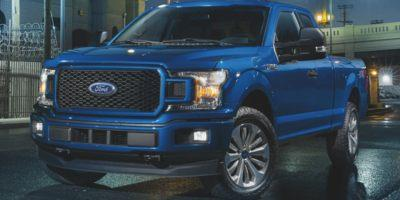2018 Ford F-150 Base Price XL 2WD SuperCab 8' Box Pricing