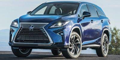 2018 Lexus Rx Rx 450hl Luxury Awd Price With Options Nadaguides