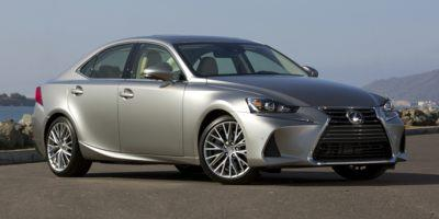 2019 Lexus IS IS 300 RWD