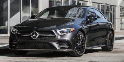 2019 Mercedes-Benz CLS AMG CLS 53 S 4MATIC Coupe