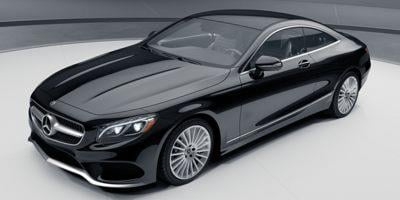 2019 Mercedes-Benz S-Class Base Price S 560 4MATIC Coupe Pricing