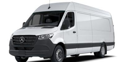 2019 Mercedes-Benz Sprinter Cargo Van