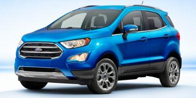 2020 Ford EcoSport Base Price S FWD Pricing