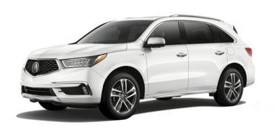 2019 Acura MDX Base Price FWD w/Technology/Entertainment Pkg Pricing