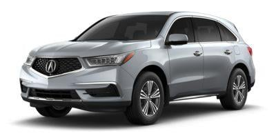 2019 Acura MDX Base Price FWD Pricing