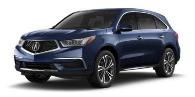 2019 Acura MDX Base Price SH-AWD w/Technology Pkg Pricing