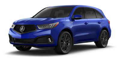 2019 Acura MDX Base Price SH-AWD w/Technology/A-Spec Pkg Pricing