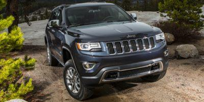 2015 Jeep Grand Cherokee Prices and Values Utility 4D High Altitude 4WD
