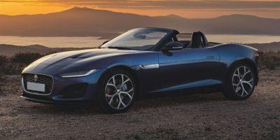 2021 Jaguar F-TYPE Base Price Convertible Auto P300 Pricing