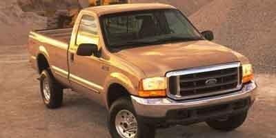 19 New 2003 ford F250 Super Duty towing Capacity
