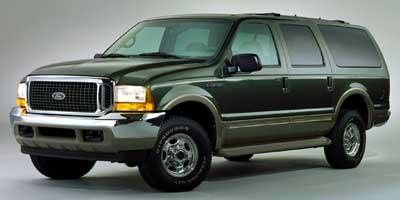Ford Excursion Spec Performance