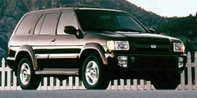 2000 INFINITI QX4 Prices and Values Utility 4D 4WD