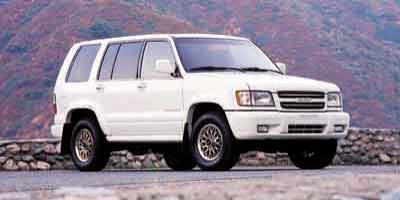 2000 Isuzu Trooper Prices and Values Utility 4D LS 4WD