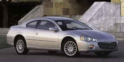 2003 chrysler sebring lxi coupe