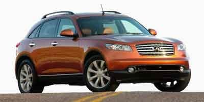 2003 INFINITI FX35 Prices and Values FX35 AWD