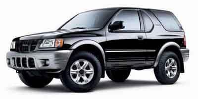 2003 Isuzu Rodeo Sport Prices and Values Utility Hard Top 4WD