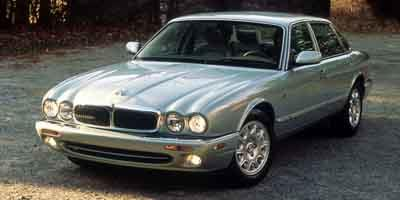 2001 Jaguar XJ Prices and Values Sedan 4D