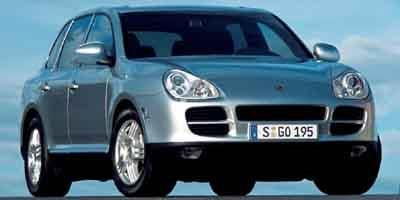 2003 Porsche Cayenne Prices and Values Utility 4D S 4WD