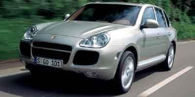 2003 Porsche Cayenne Prices and Values Utility 4D Turbo 4WD