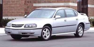 2003 Chevrolet Impala Sedan 4d Ls Safety Ratings 2003