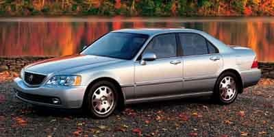 2004 Acura RL Prices and Values Sedan 4D 3.5