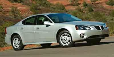 2004 Pontiac Grand Prix Prices and Values Sedan 4D GT1