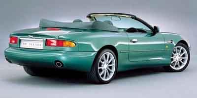 2003 Aston Martin DB7 Prices and Values 2 Door Convertible