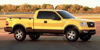 2004 ford f150 4.6 towing capacity