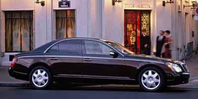 2004 Maybach 57 Prices and Values 4 Door Sedan