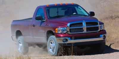 2004 Dodge Ram 2500 Prices and Values Regular Cab Laramie 2WD