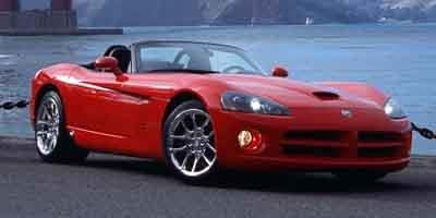 2003 Dodge Viper Prices and Values 2 Door Roadster