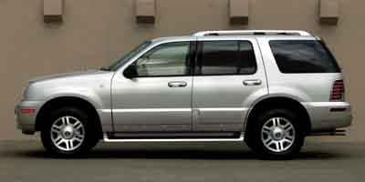 2004 Mercury Mountaineer Prices and Values Utility 4D Premier AWD