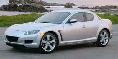 2004 Mazda RX-8 Prices and Values Coupe 2D GT (6 Spd)