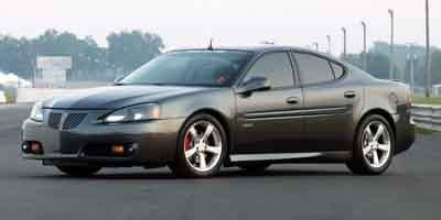 2004 Pontiac Bonneville Prices and Values Sedan 4D GXP (V8)