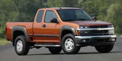2004 Chevrolet Colorado Extended Cab Z71 Specs and ...