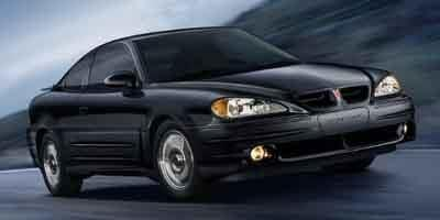 2004 Pontiac Grand Am Prices and Values Coupe 2D
