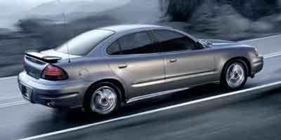 2004 Pontiac Grand Am Prices and Values Sedan 4D