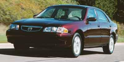 2000 Mazda 626 Prices and Values Sedan 4D ES (4 Cyl)
