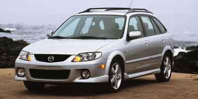 2003 Mazda Protege5 Prices and Values Wagon 5D 5
