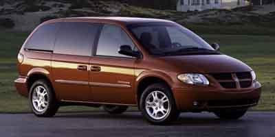 2004 Dodge Caravan Prices and Values Caravan SXT